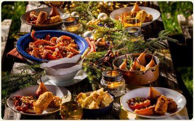 Tips voor een feestelijk, (h)eerlijk kerstdiner