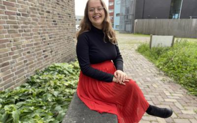 Maand van de Duurzame Kleding: Rixt Dantuma uit Leeuwarden koopt alleen tweedehands kleding