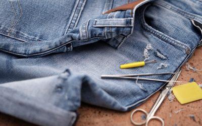 Maand van de Duurzame Kleding: de voordelen van kleding repareren