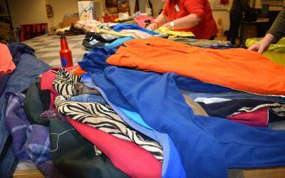 Maand van de Duurzame Kleding: textielcontainers